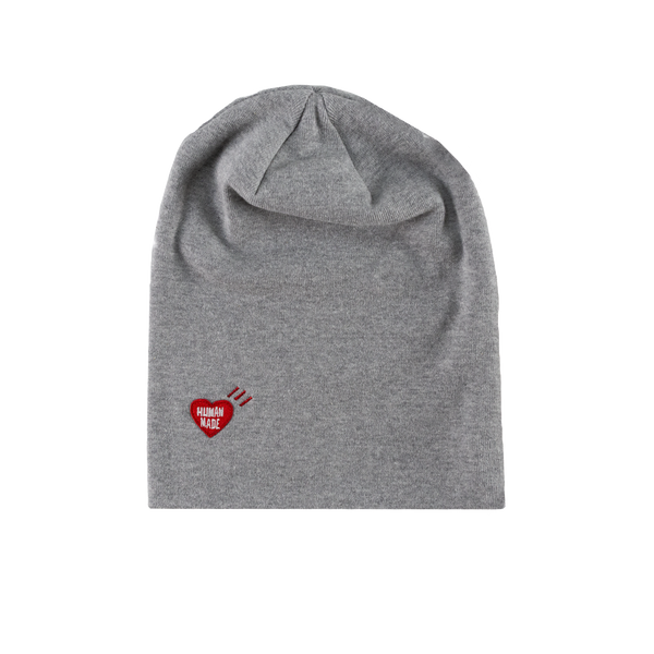 Human Made Beanie in Grey  Style: HM17GD005G