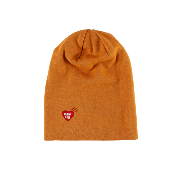 Human Made Beanie in Orange  Style: HM17GD005O