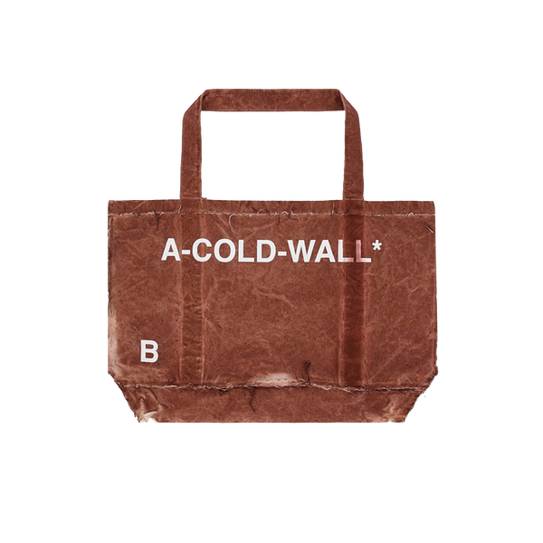 A-COLD-WALL* V1 Tote Bag [Rust]