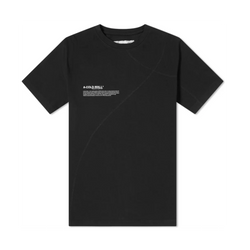 A-COLD-WALL* Mission Statement T-Shirt [Black]