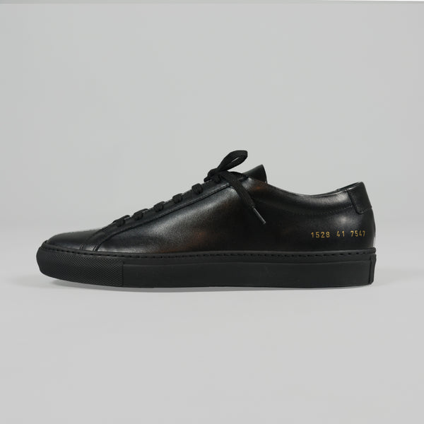 Common Projects Original Achilles Low [Black]