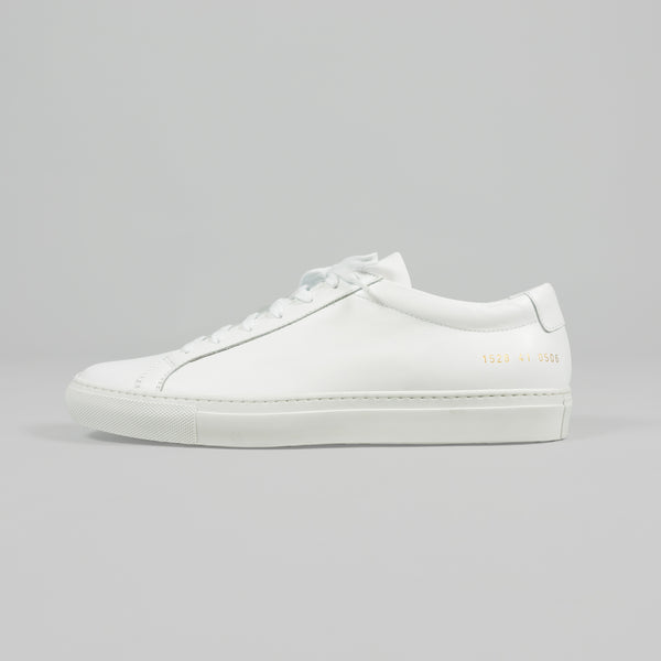 Common Projects Original Achilles Low [White]