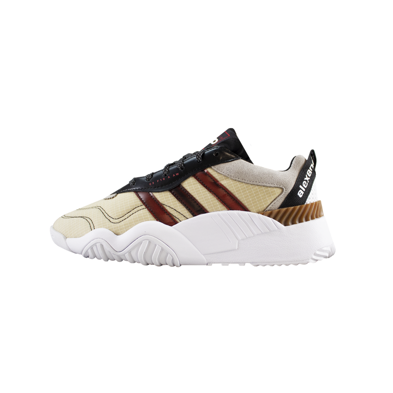 Adidas x Alexander Wang Turnout Trainer 'Black/Brown' [FV2914]