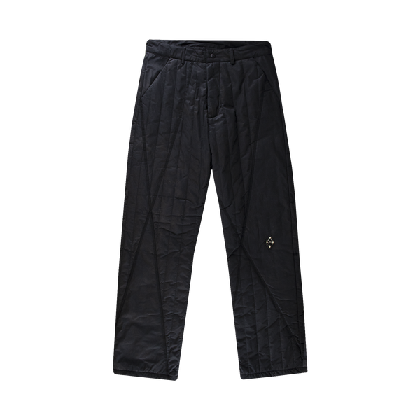 A-COLD-WALL* Quilted Puffer Trousers [Black]