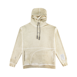 A-COLD-WALL* Overlock Hoodie [Taupe]