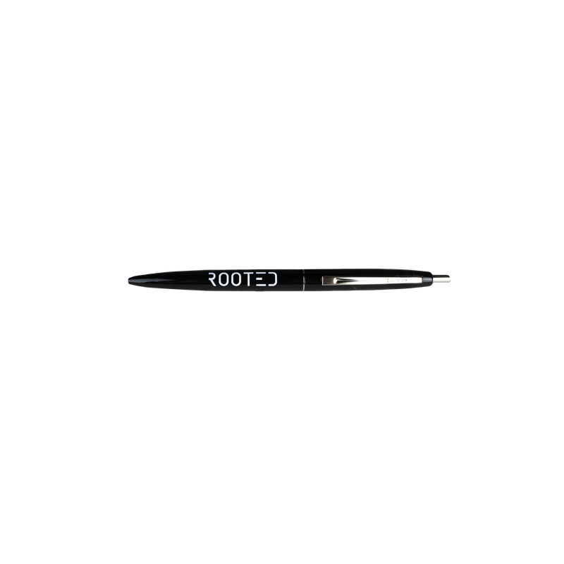 ROOTED Bic Clic Pen [Black]
