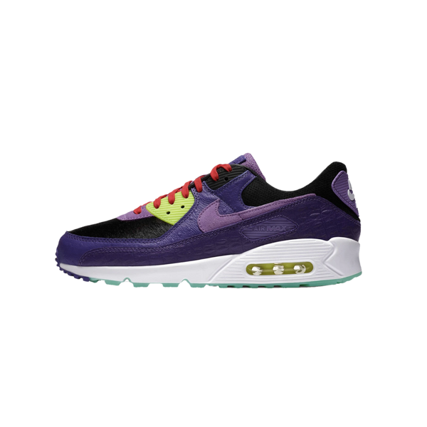 Nike Air Max 90 QS 'Black/Violet Pop' [CZ5588-001]
