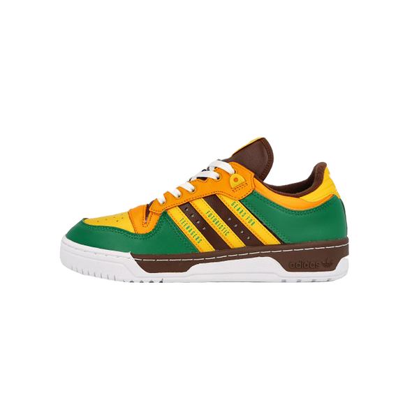 Adidas x Human Made Rivalry Low 'Green' [FY1084]
