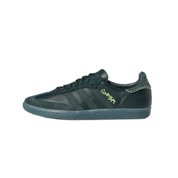 Adidas x Jonah Hill Samba 'Green Night'