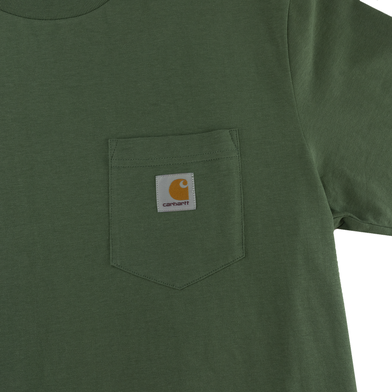 Carhartt WIP S/S Pocket T-Shirt [Adventure]