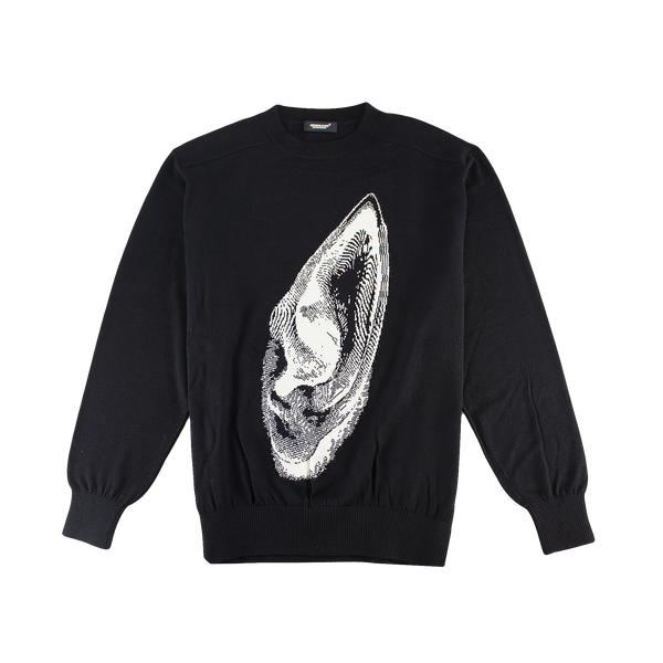 Undercover Industrial Ambient Sweater [Black]