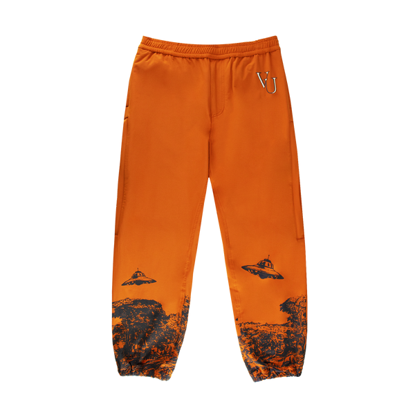 Undercover x Valentino Time Traveller Sweatpants [Dark Orange]