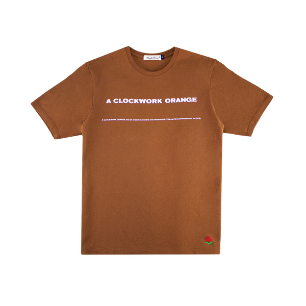 Undercover A Clockwork Orange T-Shirt [Brown]