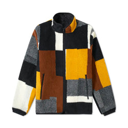 John Elliott Nashville Jacquard Reversible Fleece [Multi]