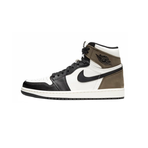 Air Jordan 1 Retro High OG 'Sail/Black/Dark Mocha' [555088-105]
