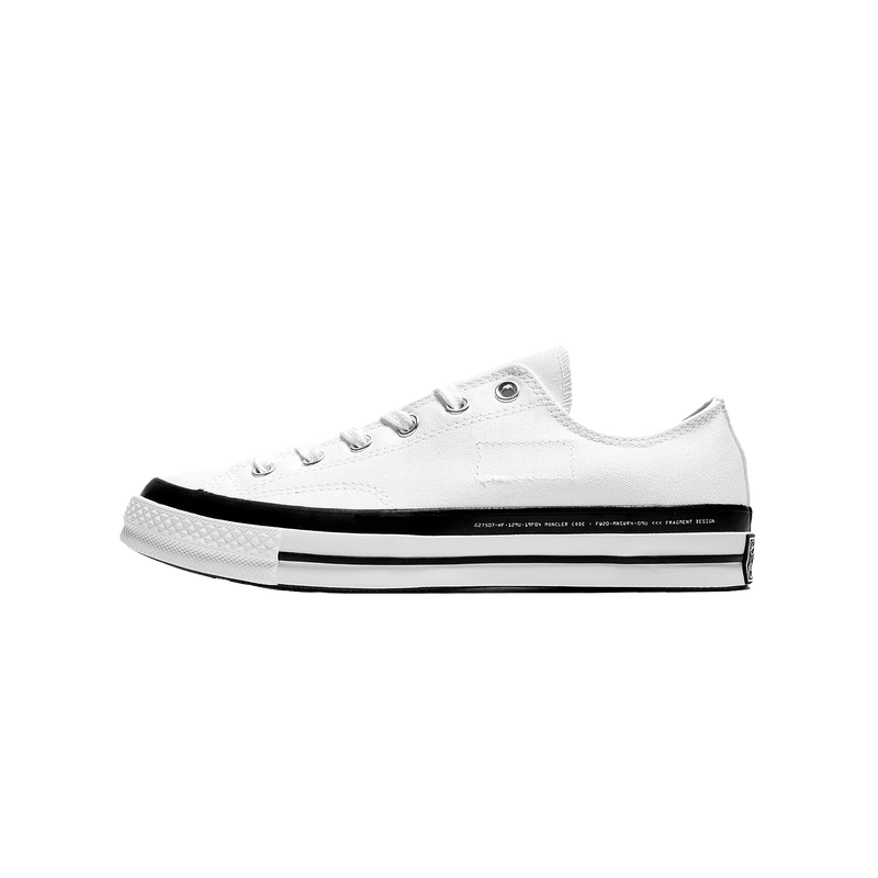 Converse x Fragment x Moncler Chuck Taylor All-Star 70s 'White' [169070C]