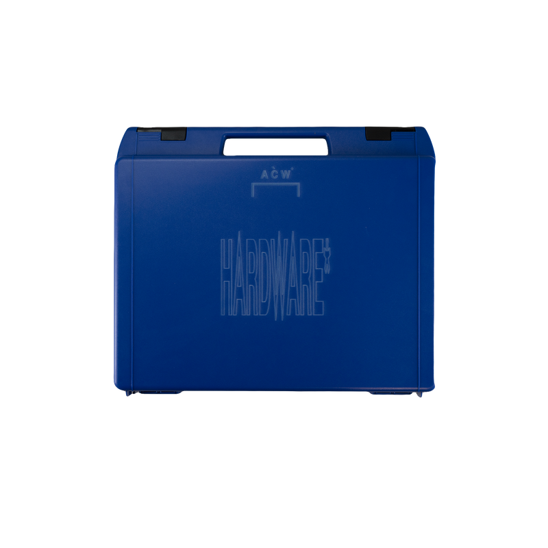A-COLD-WALL* Hardware Utility Case [Blue]