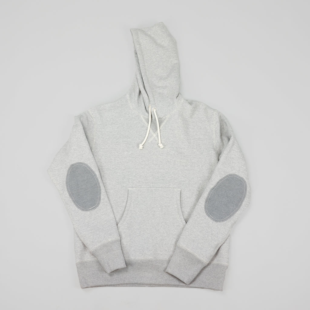June Watanabe MAN Fleece Hoodie [Grey]