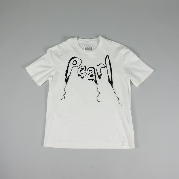 Front of Maison Margiela Pearl T-Shirt at ROOTED Nashville