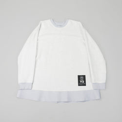 Y-3 Sheer Crewneck Sweatshirt