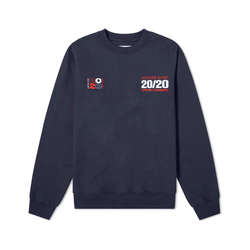 Martine Rose Classic Crew [Navy]