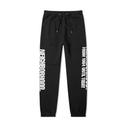 Neighborhood Classic Sweatpants [Black]