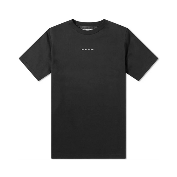 1017 ALYX 9SM Visual S/S Tee [Black]