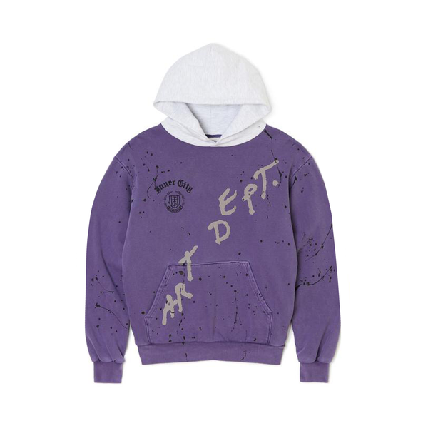 Honor The Gift Art Dept. Pullover [Dusk Purple]