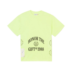Honor The Gift Insignia T-Shirt [Yellow]