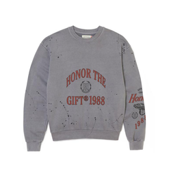 Honor The Gift Alma Mater Crewneck [Clay]