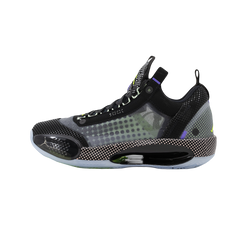 Air Jordan XXXIV Low PD 'Black/Vapor Green' [CZ7750-003]