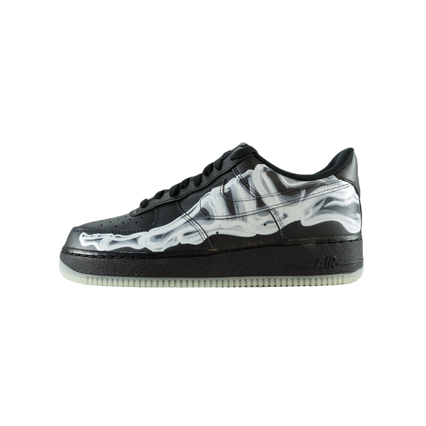Nike Air Force 1 '07 'Skeleton' [BQ7541-001]