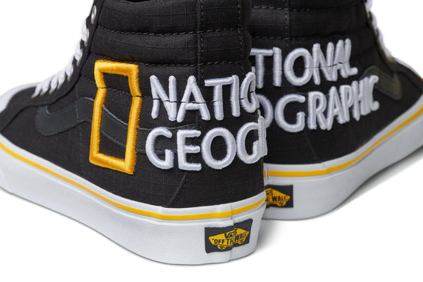 Vans UA Sk8-Hi Reissue 13 'National Geographic' [VN0A3TKPXHP]
