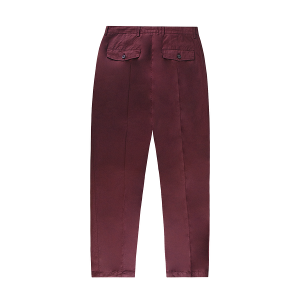 Saturdays NYC Gordy Pant [Dark Mauve]