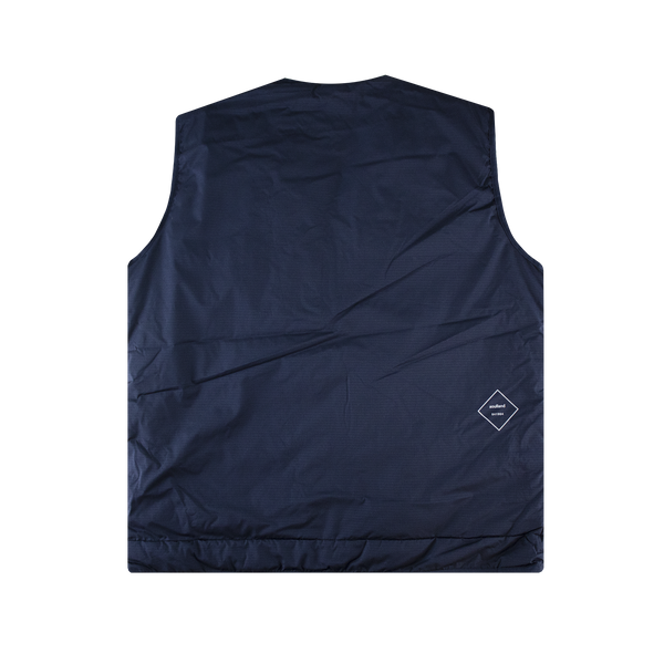 Soulland Clay Vest 'Navy'