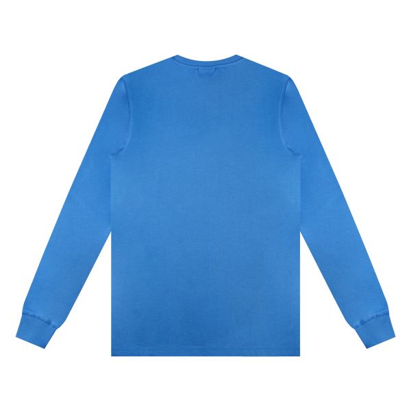 Soulland Noah L/S T-Shirt 'Light Blue'