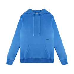 Soulland Wallance Hoodie 'Light Blue'