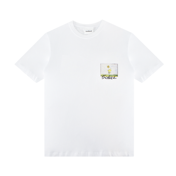 Soulland Woodstock T-Shirt 'White'