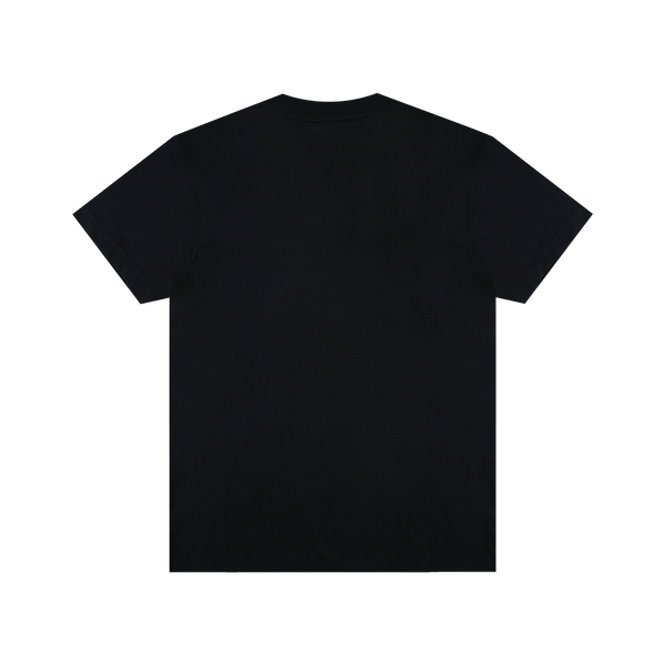 Soulland 'Andre Love Letter' Colin Tee 'Black'