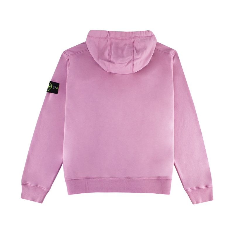 Stone Island Hooded Sweatshirt [Rose Quartz]