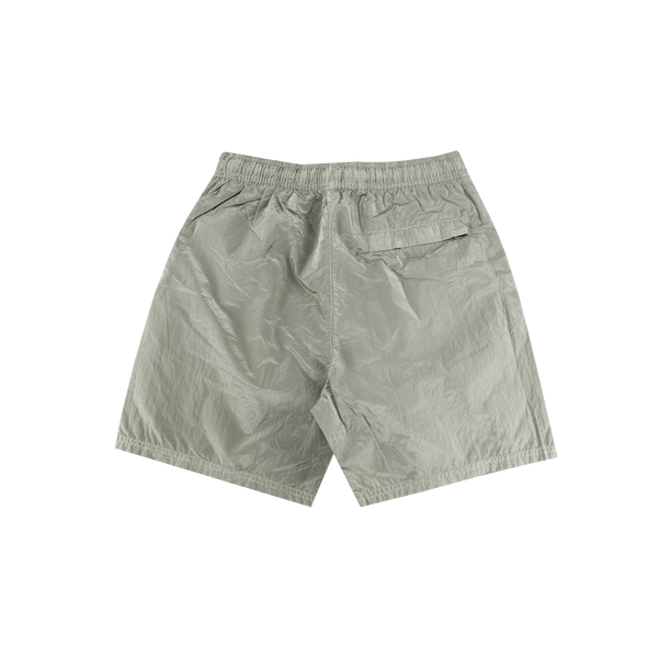 Stone Island Nylon Metal Swimtrunks 'Light Green'