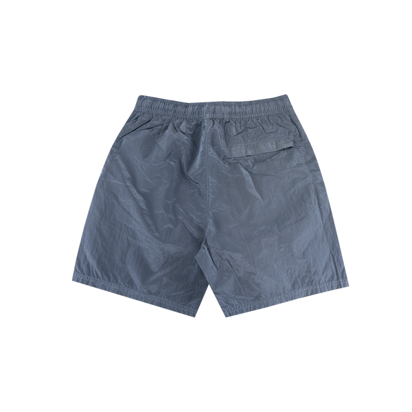 Stone Island Nylon Metal Swimtrunks 'Mid Blue'