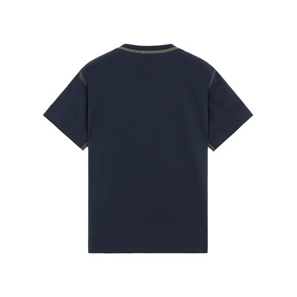 Stone Island SS T-Shirt 'Dark Blue'