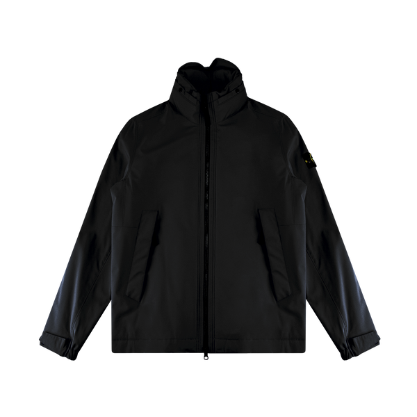 Stone Island Soft Shell Jacket 'Black'