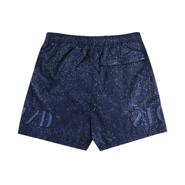 Stone Island Speckled Swim Short [Blue Marine]