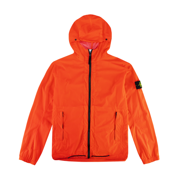 Stone Island Skin Touch Nylon TC Jacket [Orange Red]