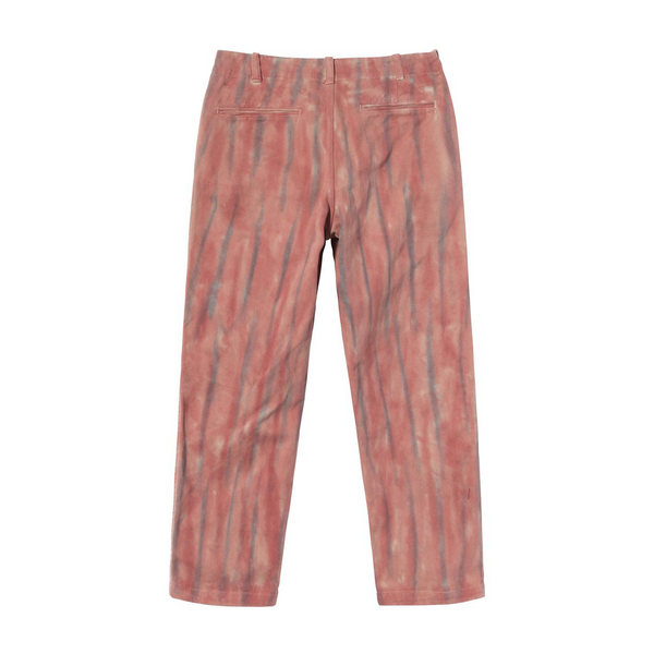Stussy Dyed Uniform Pant 'Rust'