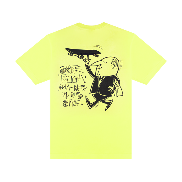 Stussy Waiter Tee 'Lemon'