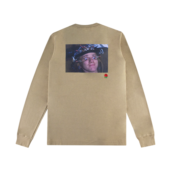 Undercover A Clockwork Orange L/S T-Shirt 'Beige'