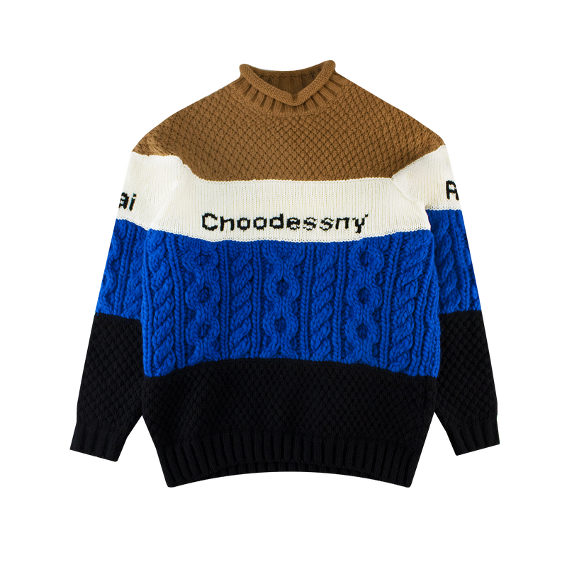 Undercover A Clockwork Orange Sweater [White]